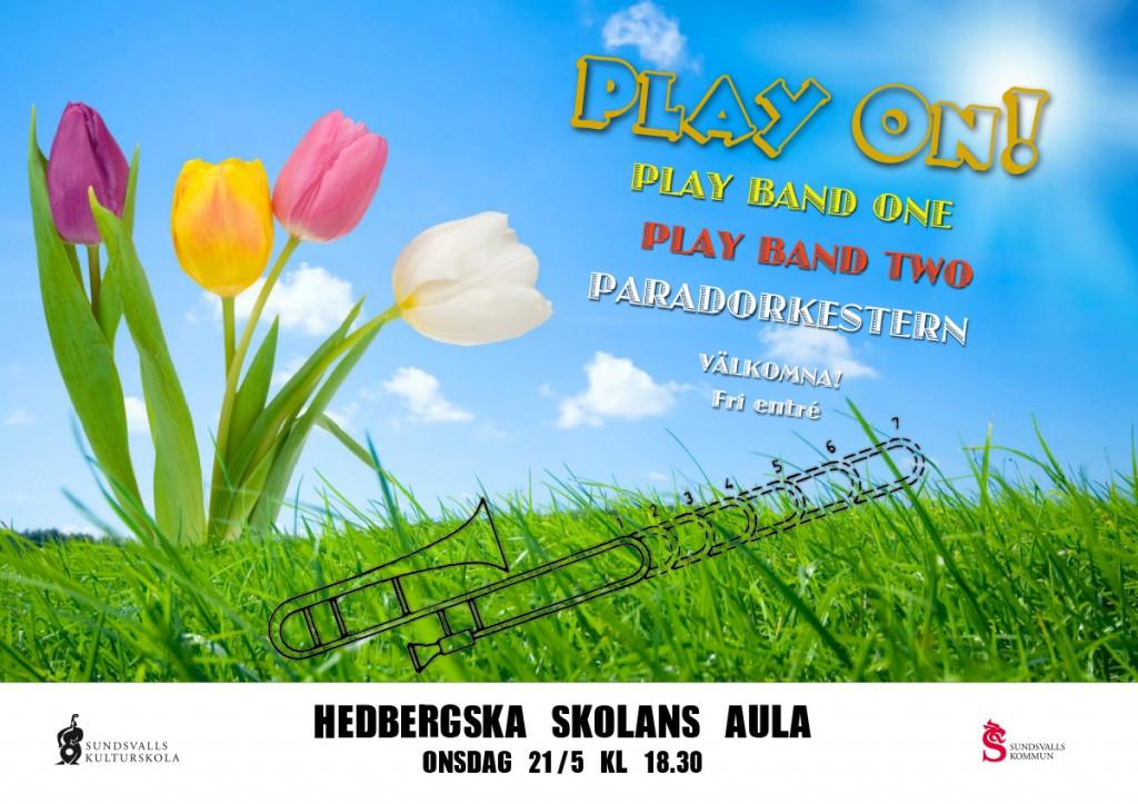 Play On 14 maj